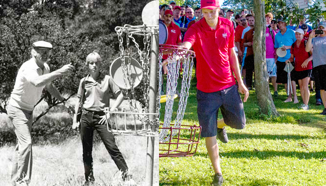Brief History Of Disc Golf And The Pdga Professional Disc Golf