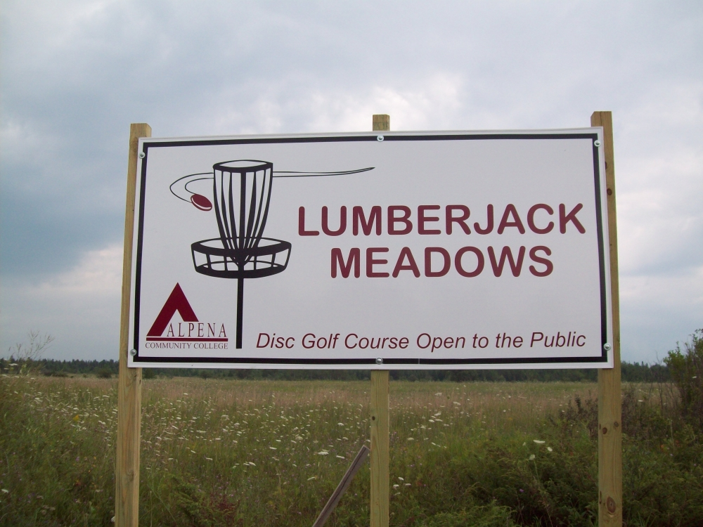 Lumberjack Meadows Disc Golf Course