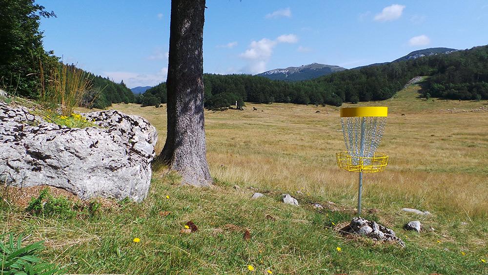 Platak Disc Golf Course