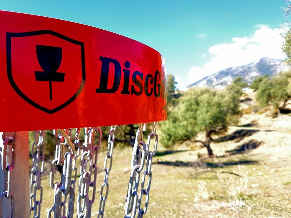 DiscGolfPark Mijas