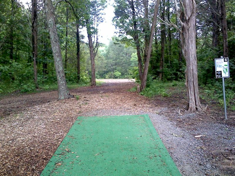 Flying Dragon Disc Golf Course