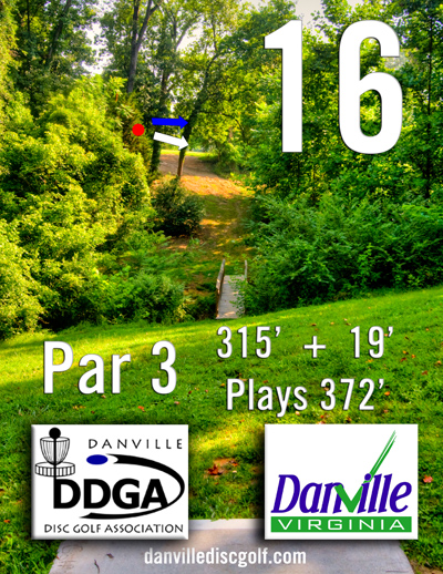 Ballou Park Disc Golf Course #2