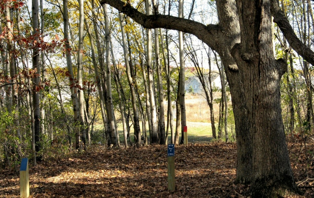 Kenwood Trails Disc Golf Course