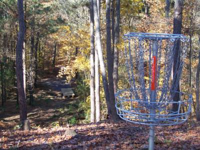 Heritage Point Disc Golf