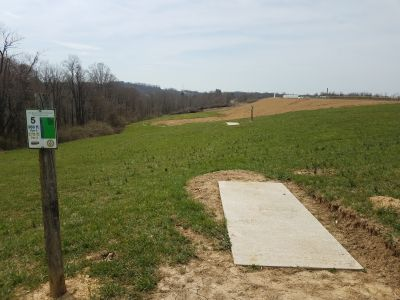 Bud and Carol Billiard Disc Golf Course