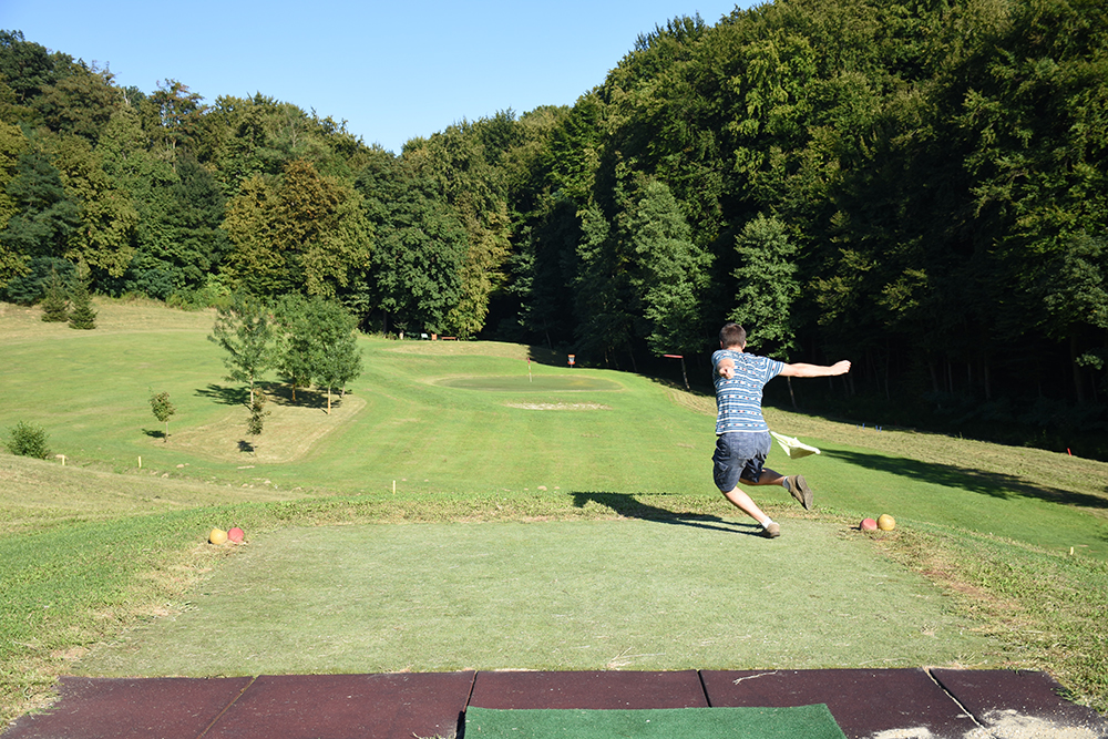 Spa Hills Disc Golf Course