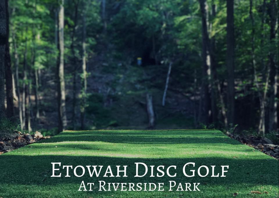 Etowah Disc Golf Course