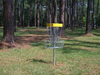 Georgia SouthWestern Disc Golf Course