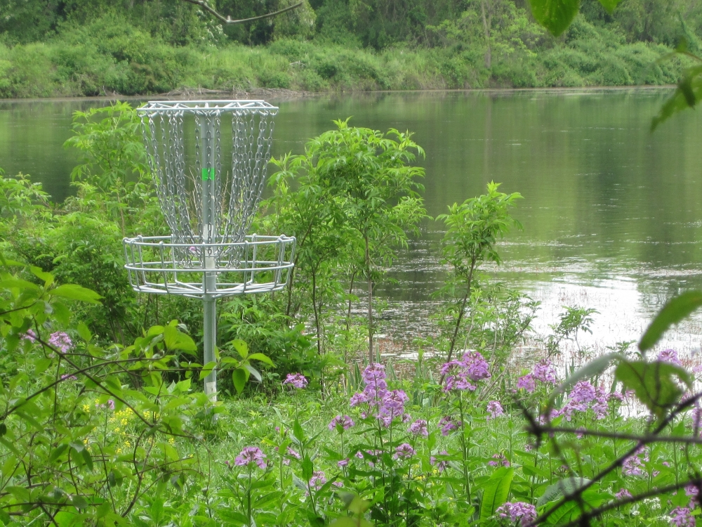 Portage Lakes State Park Disc Golf Course