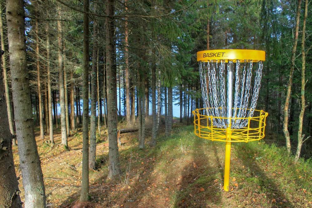 Krokhol Disc Golf Course