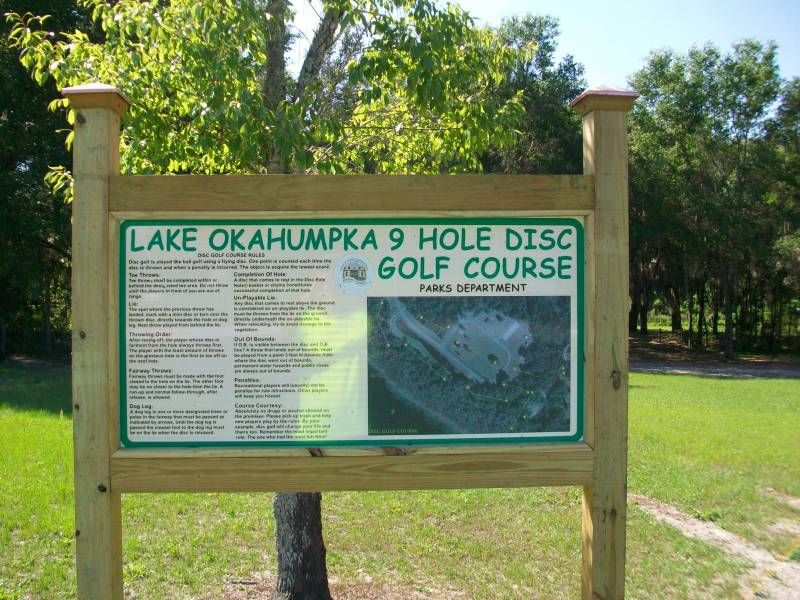 Course Sign