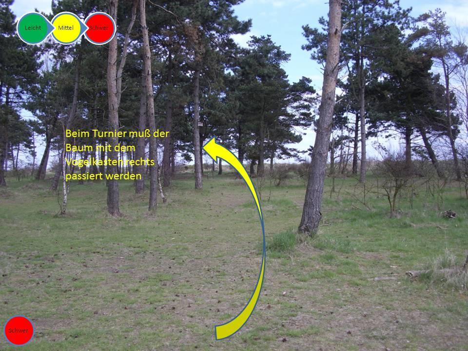 Südstrand Disc Golf Course