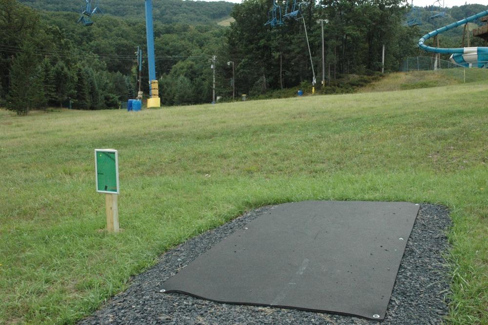 CBK Mountain Adventures Disc Golf