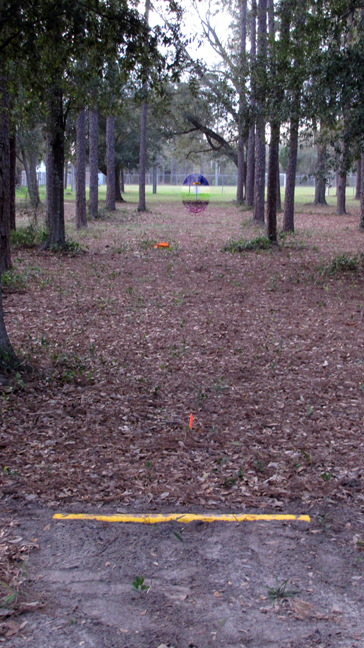 Hitzman Optimist Disc Golf Course