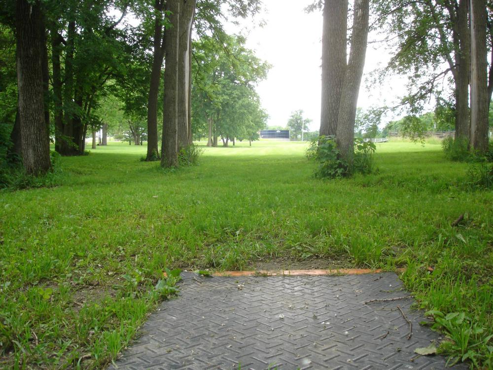 Walnut Disc Golf Course