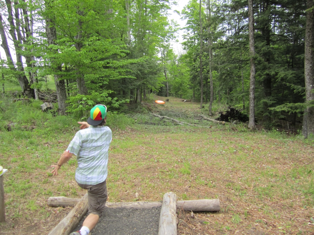 Base Camp Outfitters Disc Golf