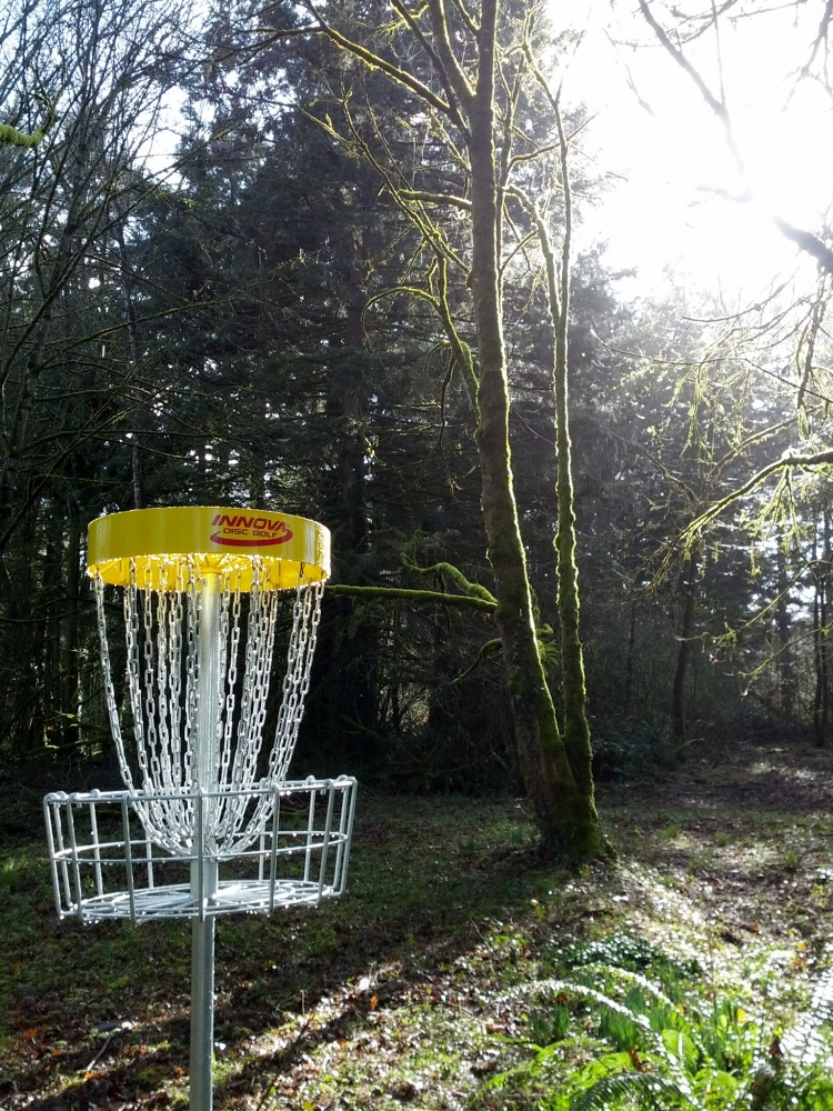 Eco Disc Golf Park