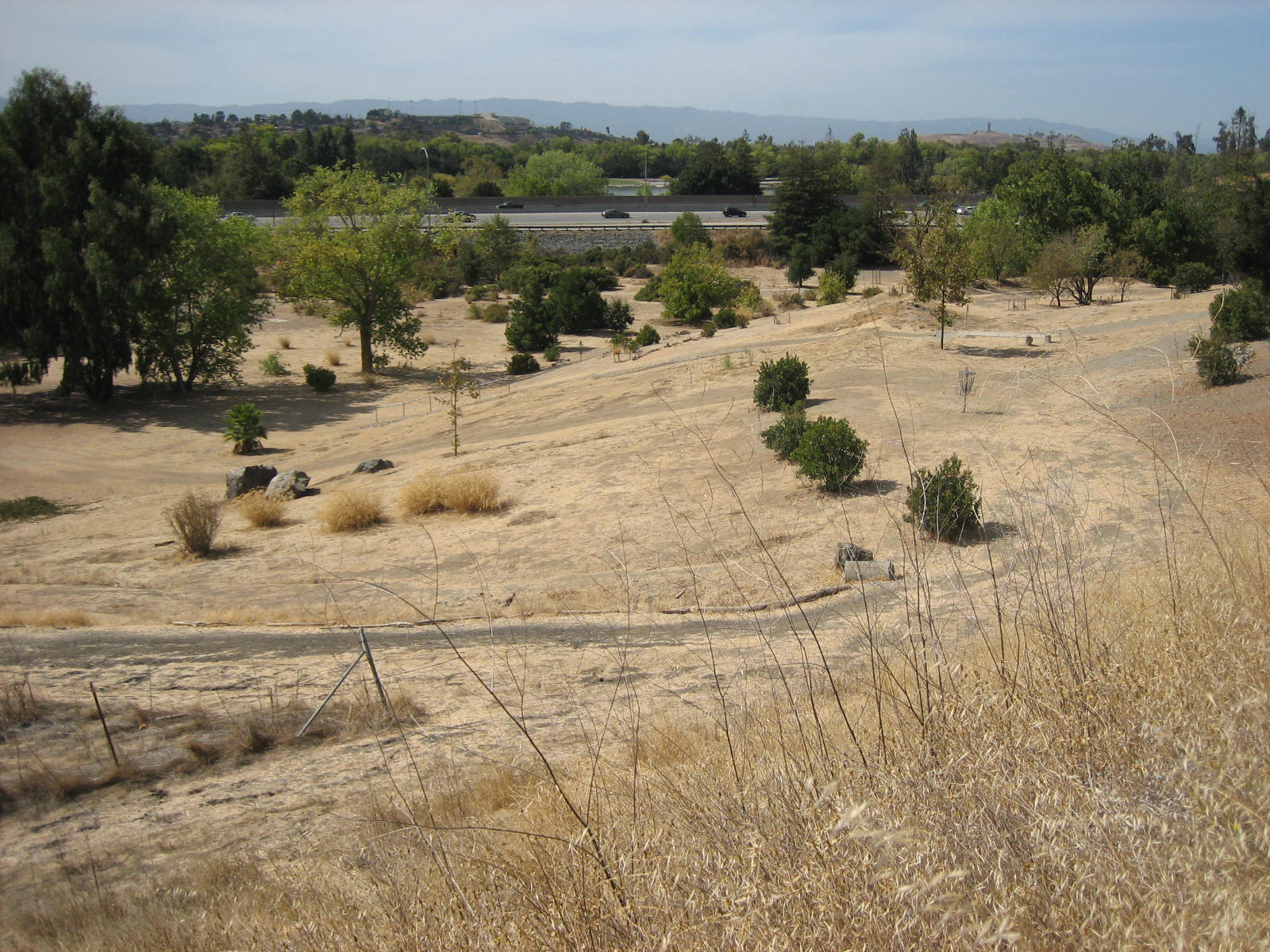 Coyote Creek Disc Golf Course at Hellyer Park