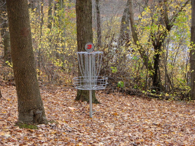 Friends of Punderson State Park Disc Golf Course