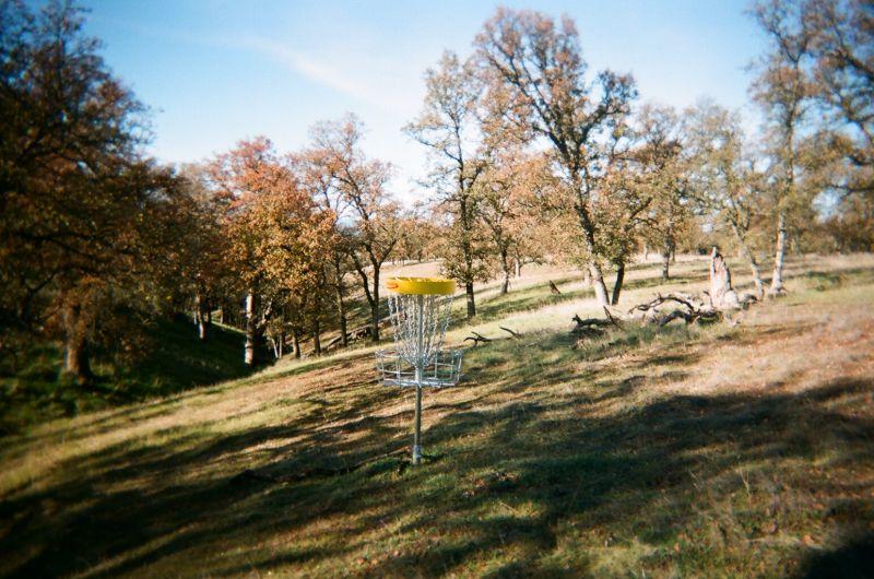 Black Butte Lake Disc Golf Course