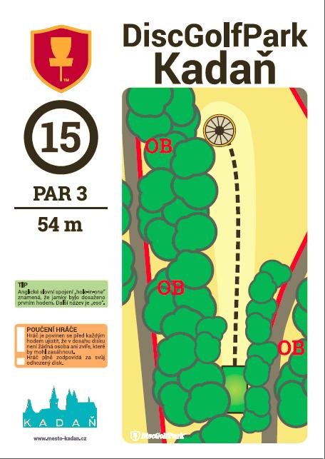 DiscGolfPark Kadan