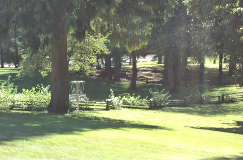 Centennial Park Disc Golf Course