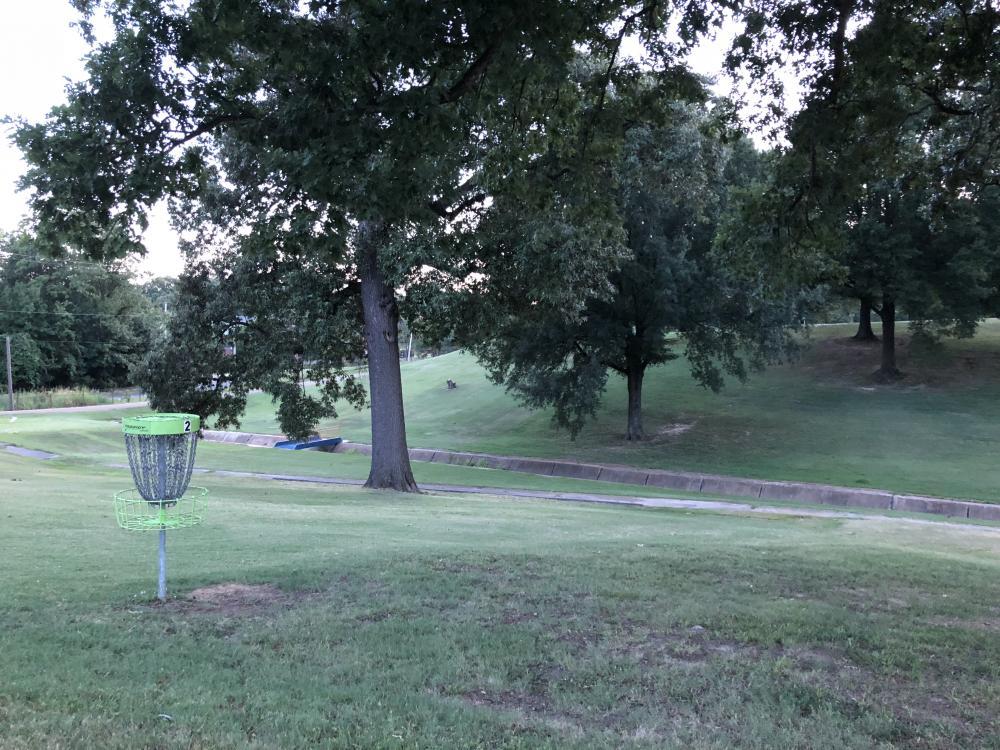 MAM Disc Golf Course