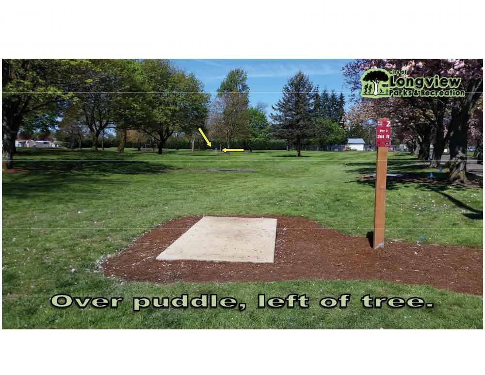 Roy Morse Disc Golf Course