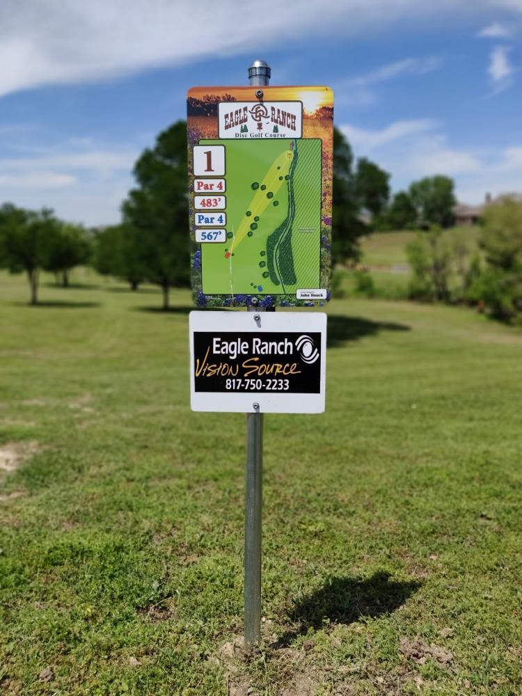 Eagle Ranch Disc Golf Park