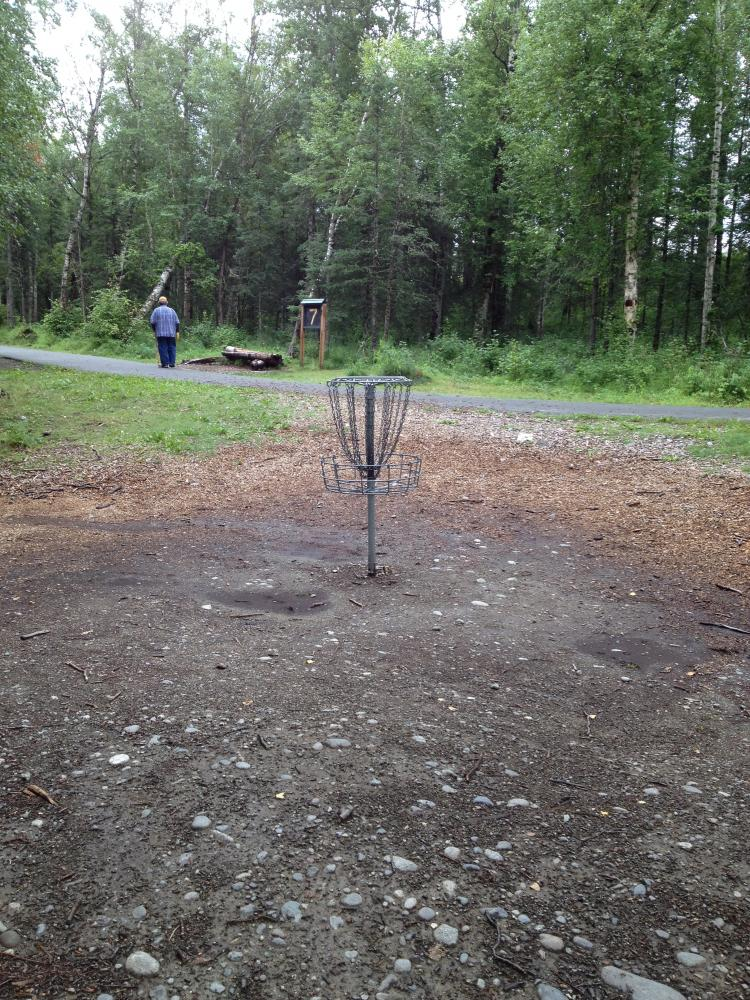 Alcantra Disc Golf - Big Su