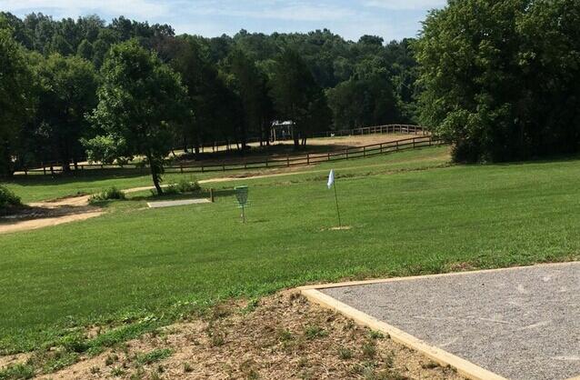 Plumb Creek Park | Professional Disc Golf Association