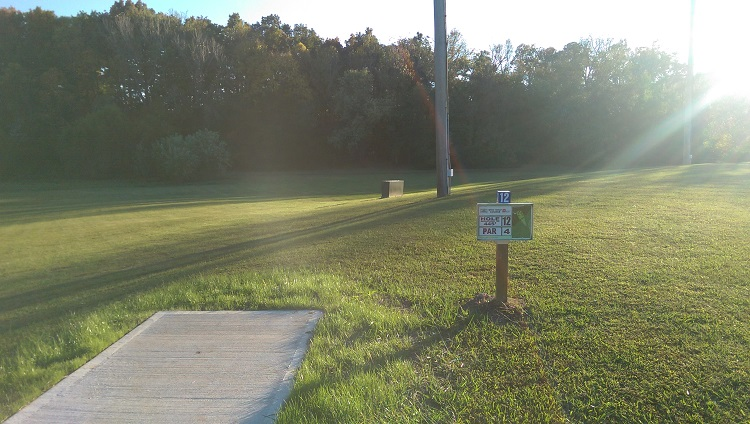 Dickson Disc Golf Course