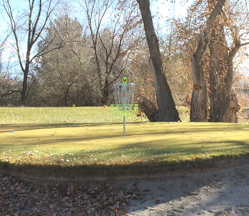 Roots Disc Golf Course