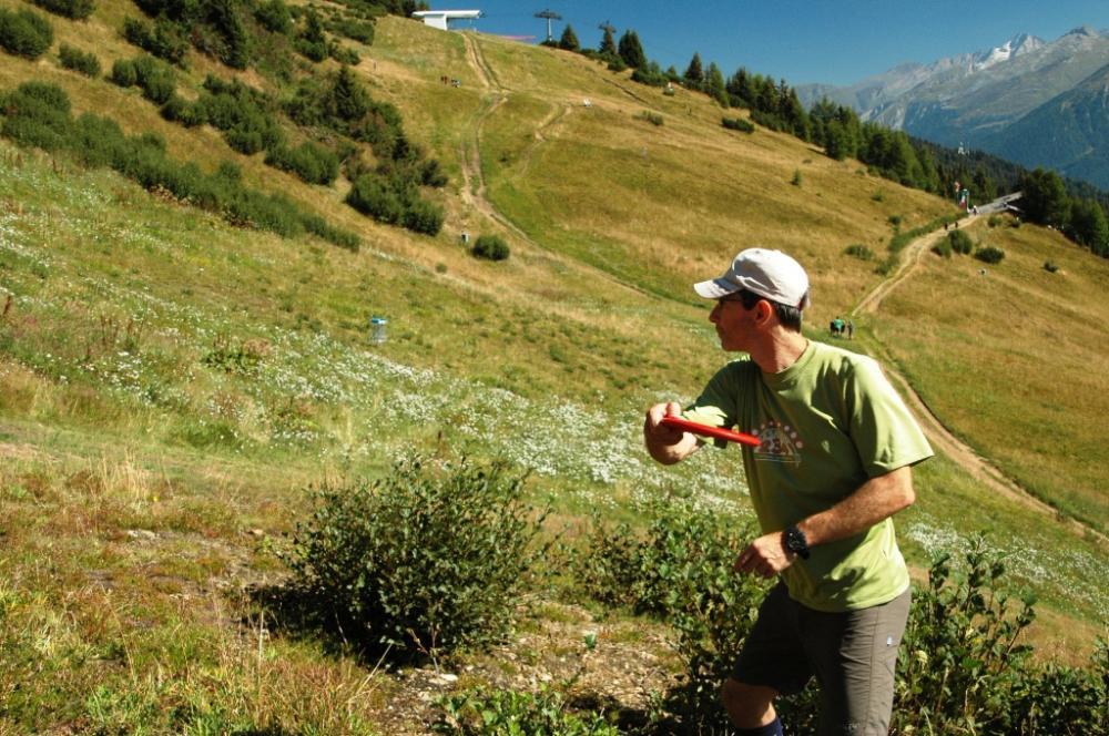 Rosskopf Mountain Disc Golf