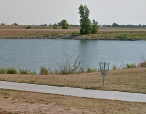 Johnson Lake Disc Golf Course