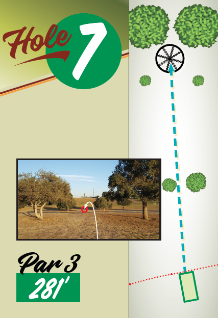 Kenneth Hahn State Rec. Area Disc Golf Course