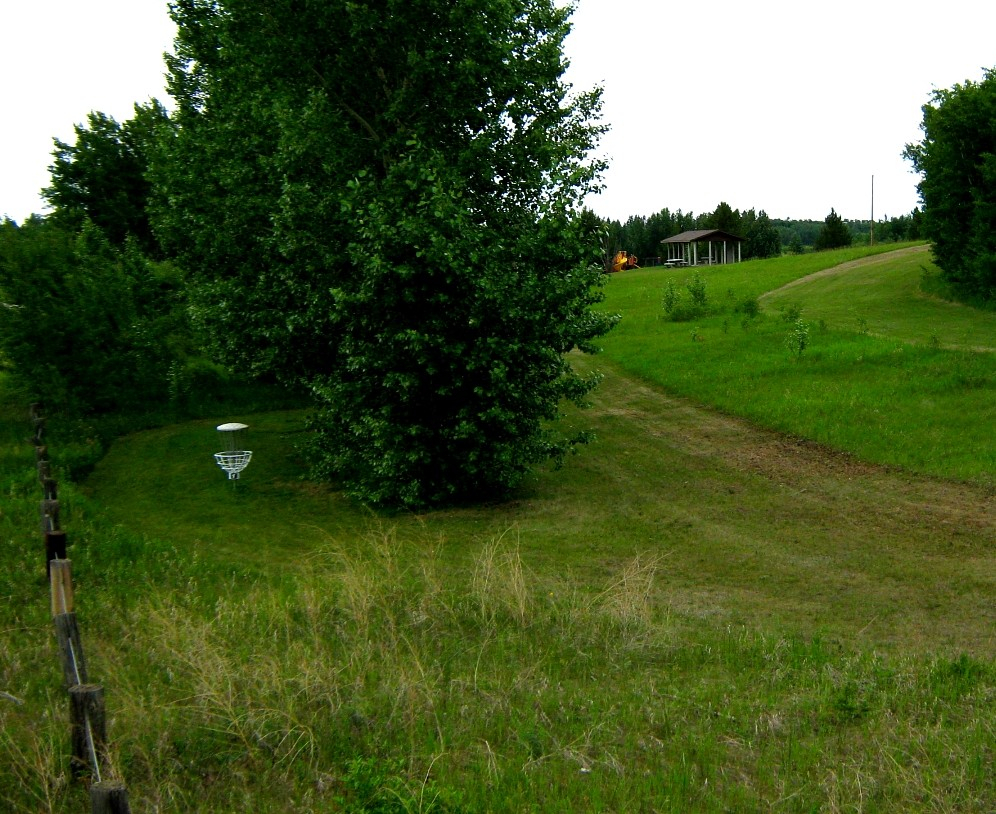 Wetaskiwin Disc Golf Course