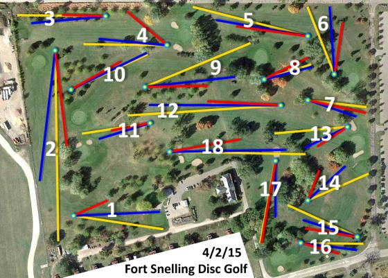 Fort Snelling Professional Disc Golf Association