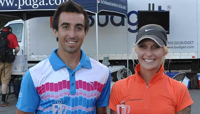 McBeth and Allen Win Big At The Masters Cup | Professional Disc ...