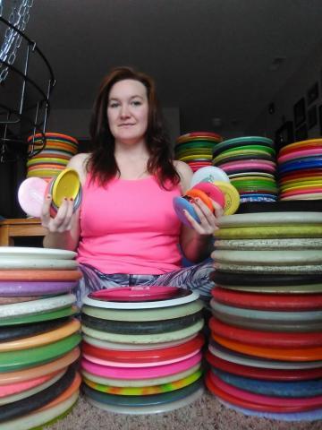 Kristina Draeger #88886 | Professional Disc Golf Association