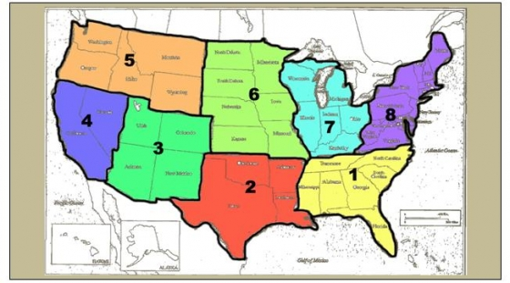 The 2011 PDGA NT Elite Series will be held in eight regions around the United States.