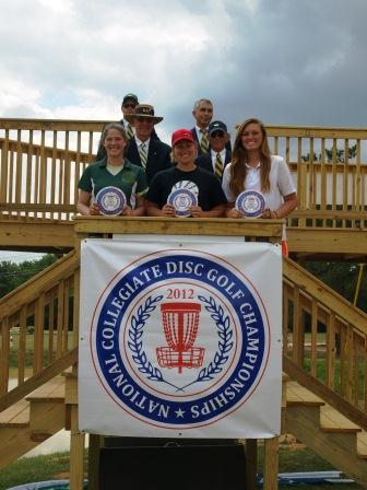2012 NCDGC Women's First Team All-Americans